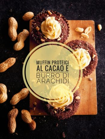 muffin proteici cacao