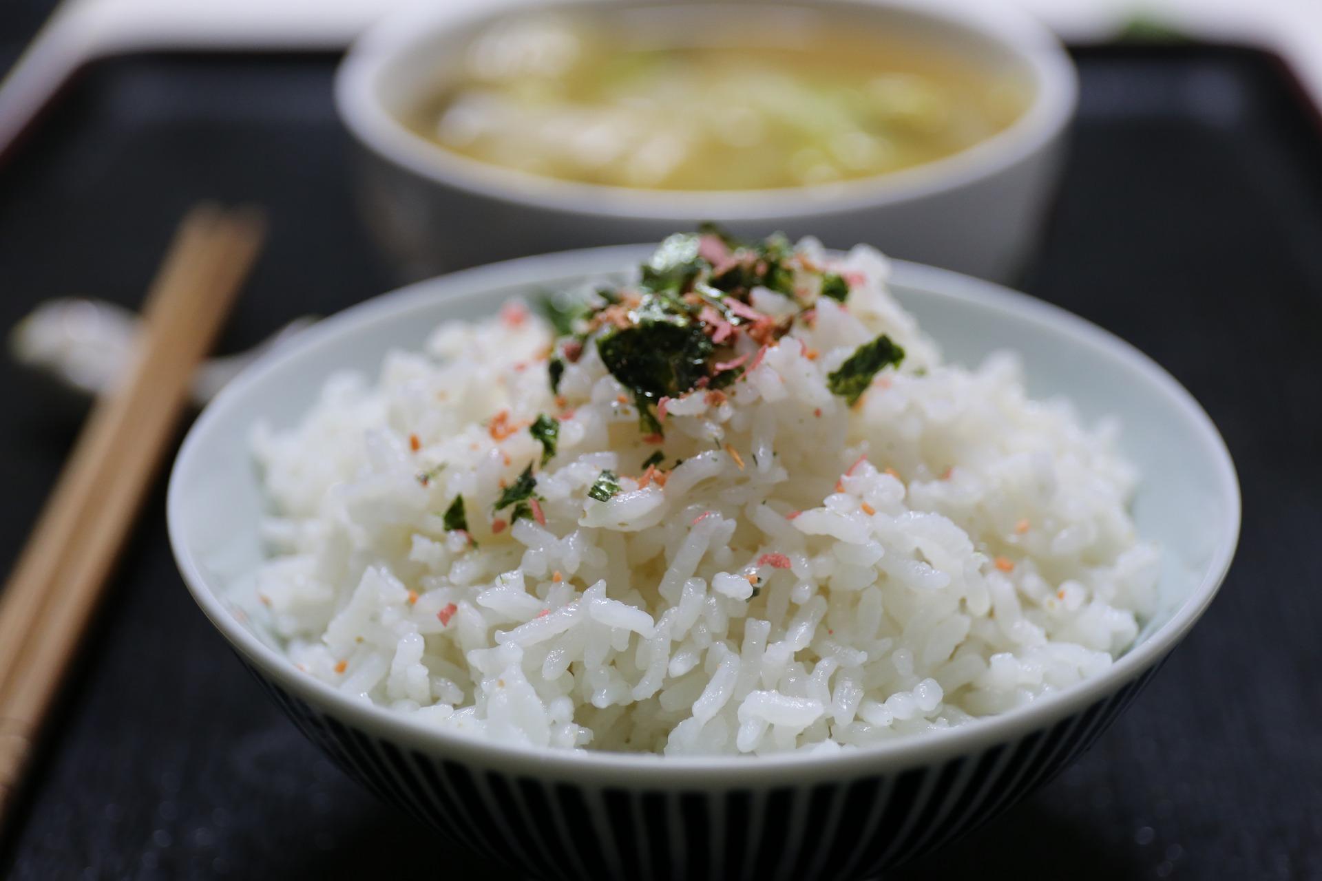 conservazione del riso