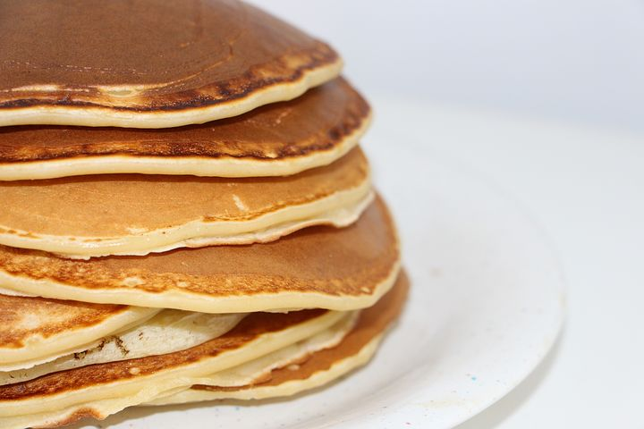 Conservare i pancake
