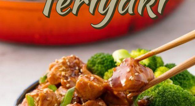 Pollo Teriyaki in versione fit gustoso e leggero