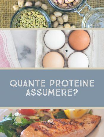 quante proteine copertina